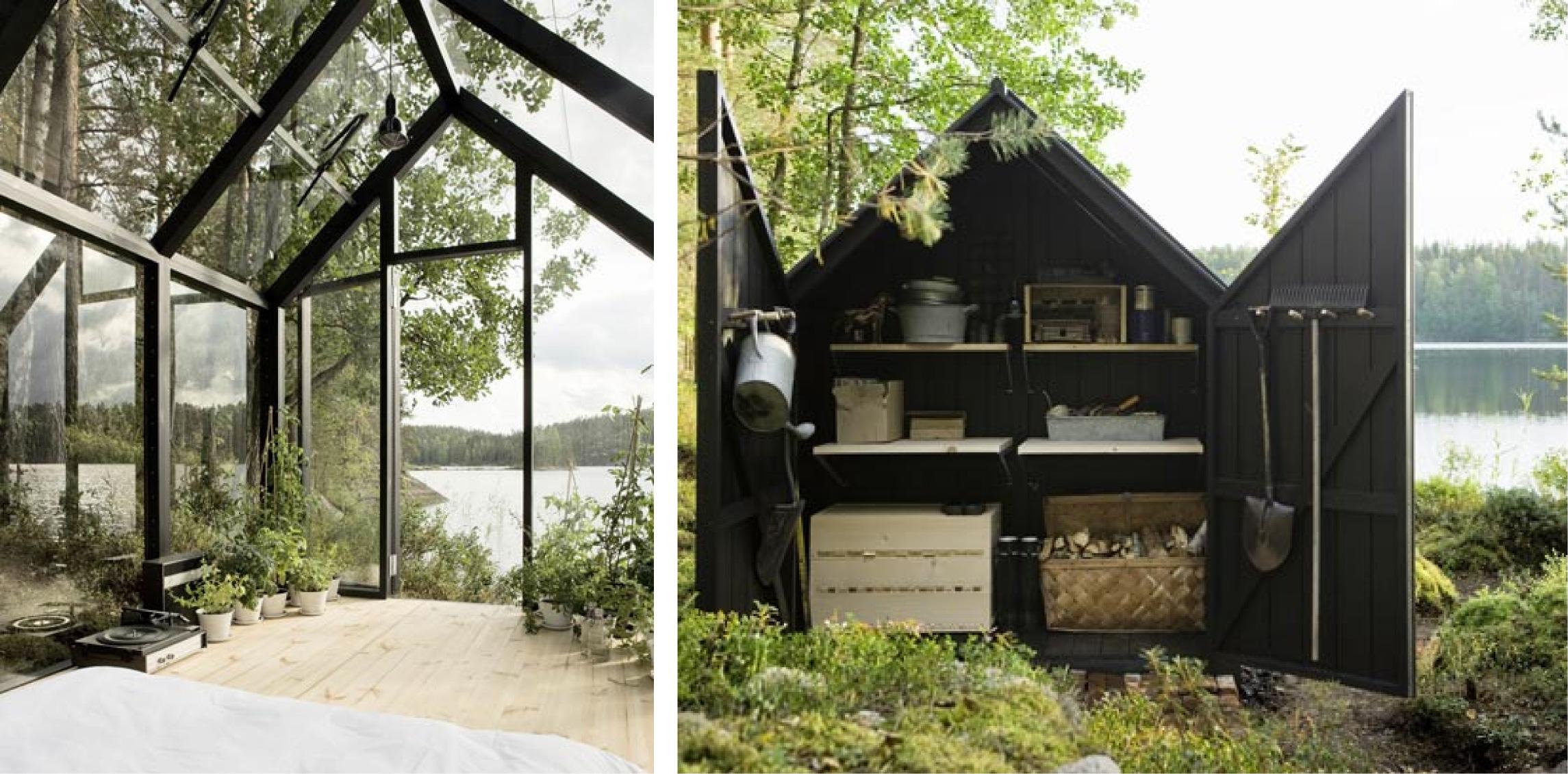 Sustainable Design Dessine moi Une Cabane